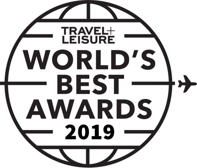 Travel + Leisure 2019 Logo