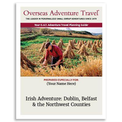 Irish Adventure: Dublin, Belfast & the Northwest Counties