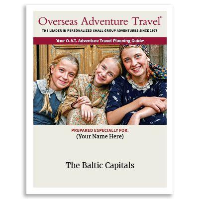 The Baltic Capitals & St. Petersburg