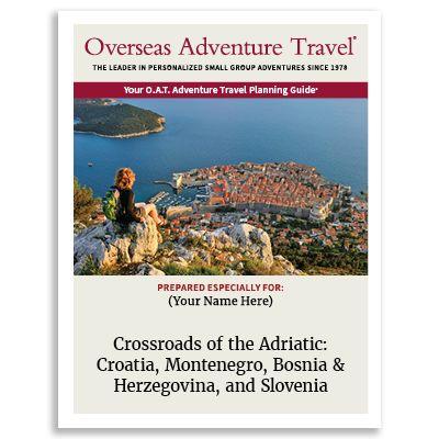 Enhanced! Crossroads of the Adriatic: Croatia, Montenegro, Bosnia & Herzegovina, and Slovenia