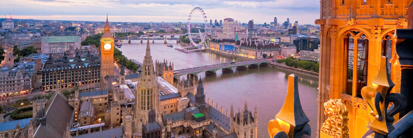 England Travel Adventure Travel With OAT - Epic photos taken from the rooftops offer a new perspective of london