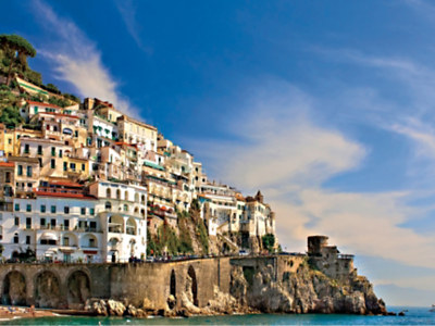 Impressions of Italy: The Amalfi Coast & Tuscany