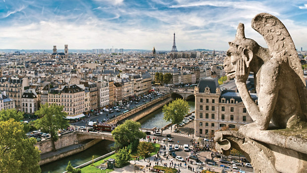 Killing Floor 2 Eiffel Tower In Background City Blocks Subway Map.France Travel Adventure Travel With O A T