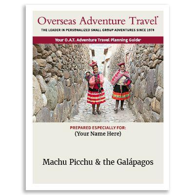 Machu Picchu & the Galápagos