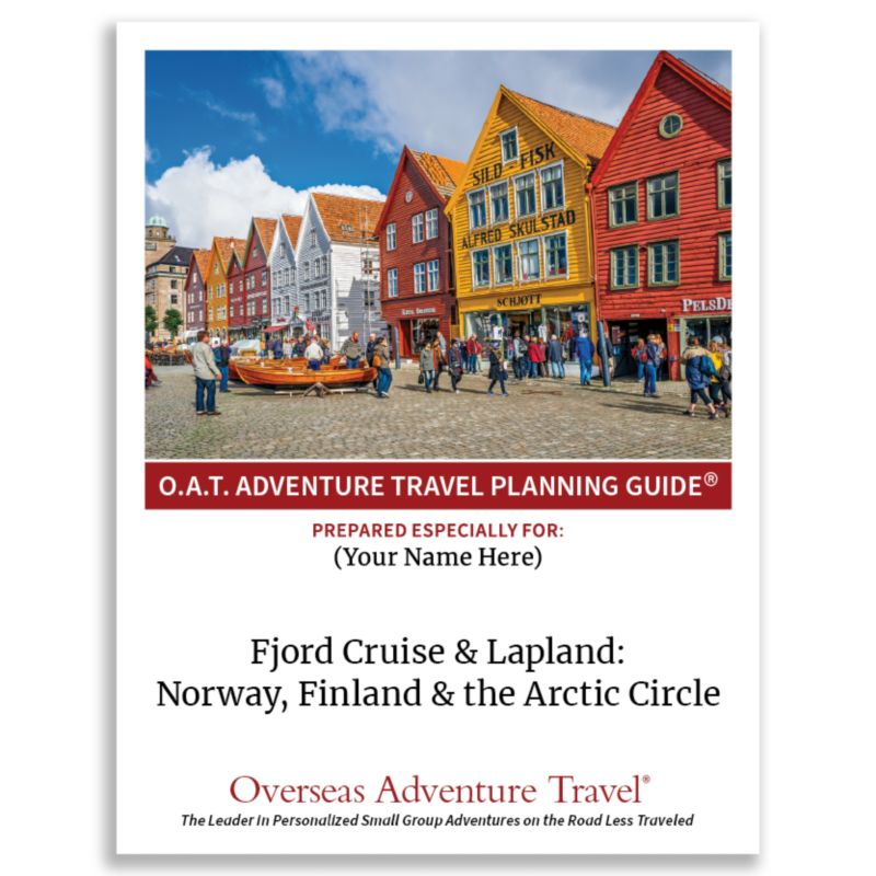 Fjord Cruise & Lapland: Norway, Finland & the Arctic Circle