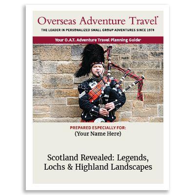 Scotland Revealed: Legends, Lochs & Highland Landscapes