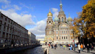 Enhanced! The Baltic Capitals & St. Petersburg