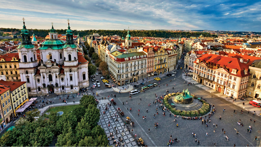 arriving in prague youu0027ll be met at the airport by a grand circle and transferred to your hotel depending on your arrival time and hotel