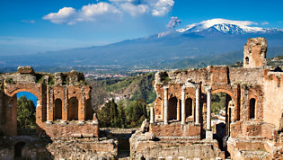 Sicily's Ancient Landscapes & Timeless Traditions