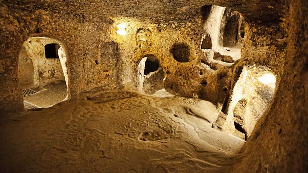 Kết quả hình ảnh cho kaymakli underground