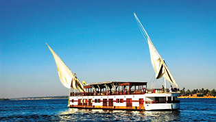 New! Egypt & the Eternal Nile by Private, Classic River-Yacht