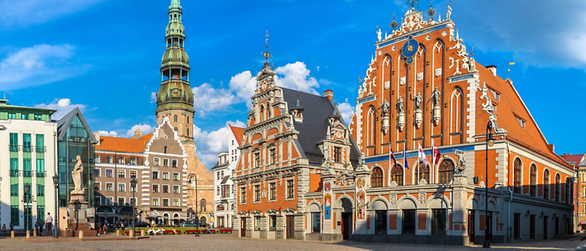 Riga, Latvia Art Nouveau | Where in the World? | Grand