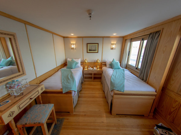 Category B–Single Beds