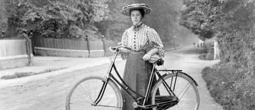Annie Londonderry, fue una de las Mujeres viajeras en recorrer el mundo