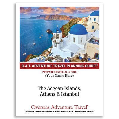 The Aegean Islands, Athens & Istanbul