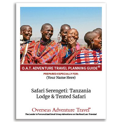 Tanzania Travel | Adventure Travel with O A T
