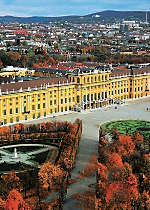 See Schonbrunn Palace on an optional tour in Vienna