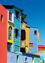 Explore Buenos Aires colorful bohemian district La Boca