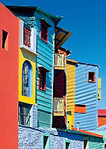 Explore Buenos Aires colorful bohemian district La Boca