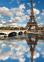 Discover the many famed sights of Paris
