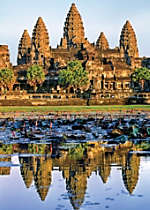 Explore Angkor Wat temples