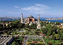 Explore Istanbul on a guided walking tour