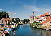 Explore the port city of Hoorn