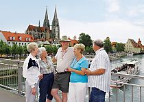 Explore Germany's largest medieval city on a walking tour of Regensburg