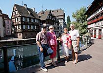 Explore the Alsatian Wine Road in France