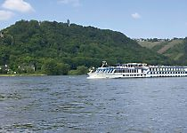 Explore the Rhine River on a Cruise in Aria Germany
