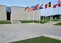 View the Peace Memorial Museum in Caen