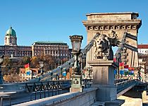 Discover Budapest while cruising the Danube River