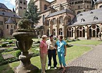 Explore Trier's main plaza