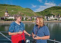Explore the medieval Reichsburg Castle