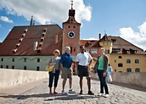 View a German cathedral during your European cruise