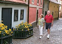 Explore Prague's Golden Lane