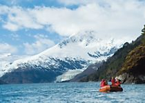Explore Pia Glacier and Glacier Alley in Patagonia