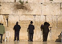 See the Western Wall and Old Jerusalem during a walking tour