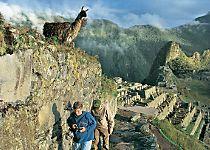 Explore Machu Pichu on an overnight hiking adventure