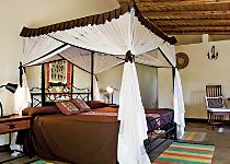 Encounter the diverse wildlife while on safari and relax at Olasiti Lodge