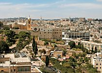 Explore Bethlehem and the Church of the Nativity