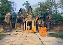 Discover one of the oldest and most preserved temple sites in Cambodia