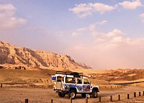 Explore the Judean Desert on an off road adventure