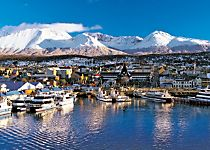 See the world's southernmost city of Ushuaia