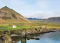 Discover Snaefellsnes peninsula during a tour of Iceland
