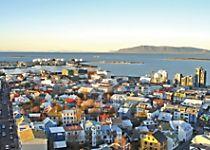 Explore the ocean side city of Reykjavik