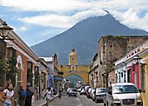 See Antigua's colonial architecture