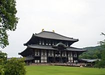 See two UNESCO World Heritage Sites in Nara