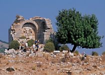 Discover the  Greco Roman site called Lydea