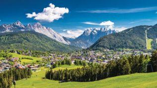 Romantic Villages of Alpine Europe